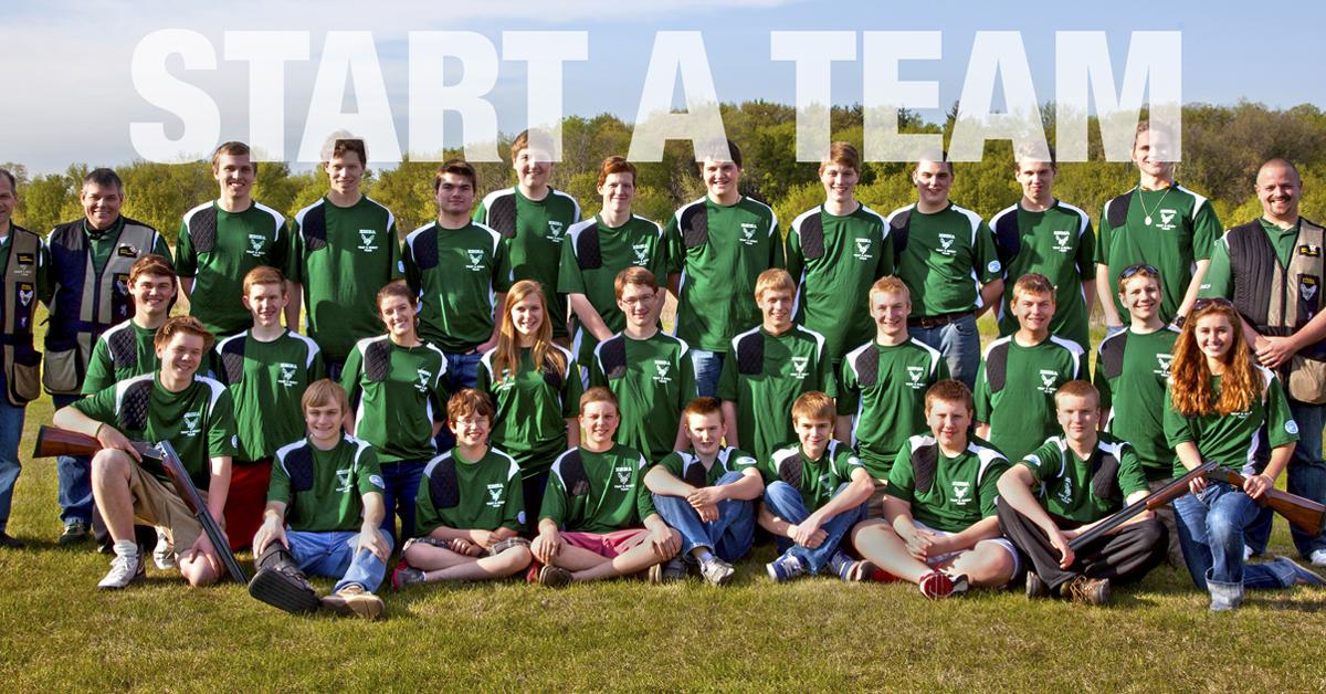 Start A Team!